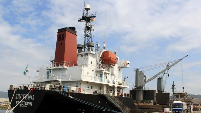 Philippines: Suspected North Korean ship to be impounded, crew deported