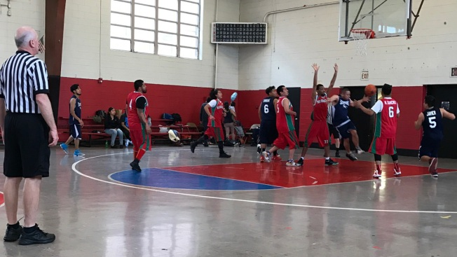 In this South Philly League, There is Faith in Basketball