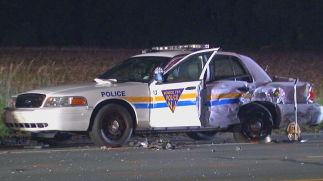 Officer Struck by Drunk Driver: Police