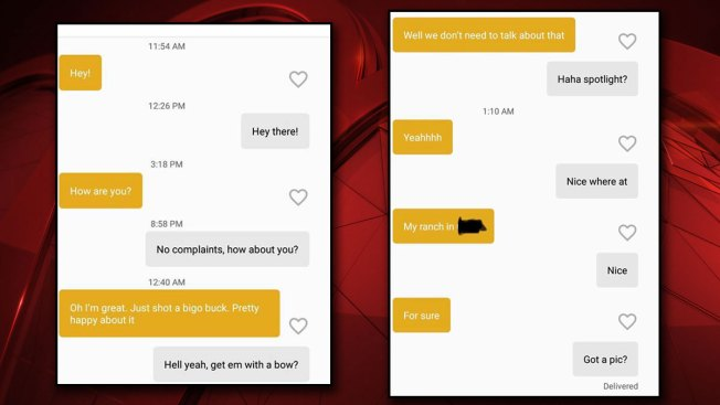 Woman Fined After Illegal Deer Hunting Admission in Conversation on Dating App