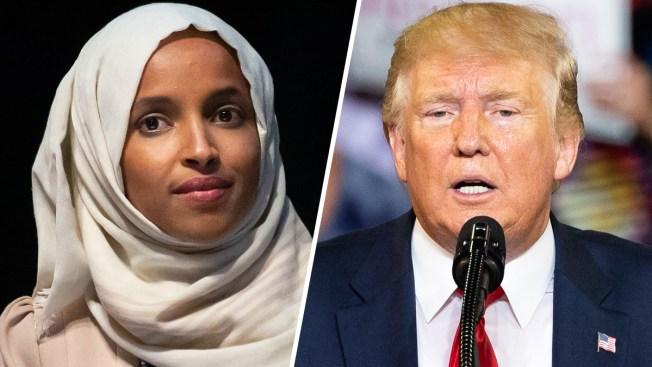 Fact Check: Trump Team Warps Omar Words on 9/11, Al Qaida