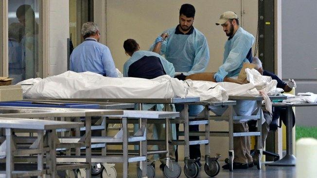 Orlando Gunman Omar Mateen's Body Kept Apart From '49 Beautiful Souls'
