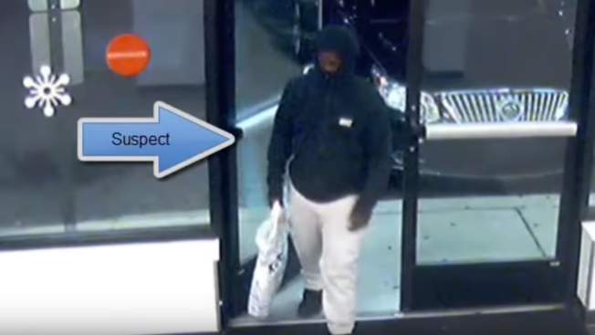 """If You Don't Want to be Part of This, Get Out"": Robber Targets Philly AT&T Store: Police"