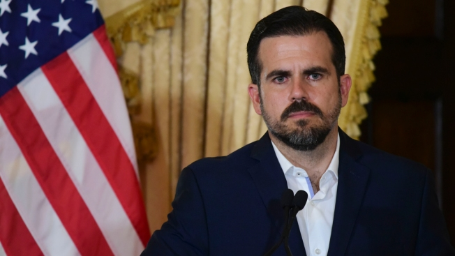 Embattled Puerto Rico Gov Apologizes for Profane Tirade