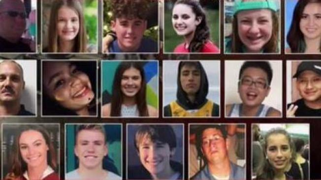 these are the lives lost in the florida high school shooting nbc