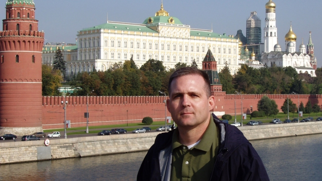 Jailed American Spent Years Collecting Russian Contacts