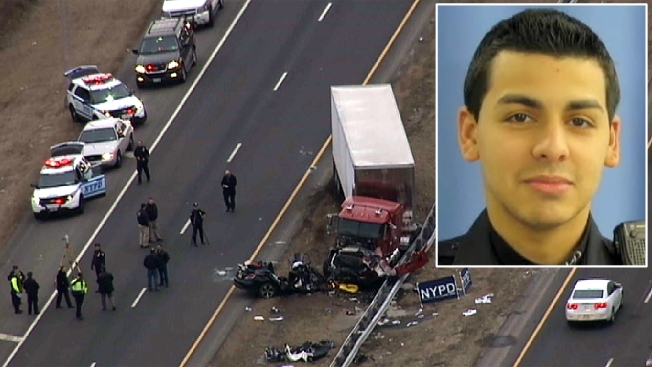 Officer in Deadly Wrong-Way Wreck Could Get 21 Years