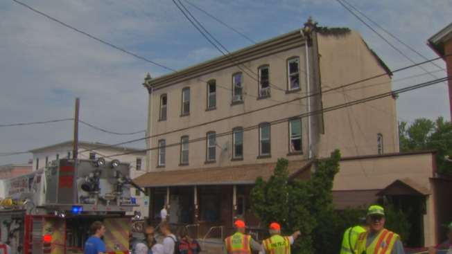 20 Displaced in Montco Apt. Fire