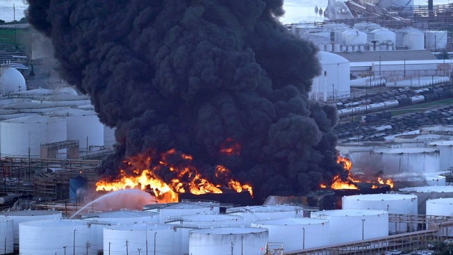 Hundreds File Claims in Wake of Texas Petrochemical Fire