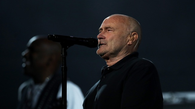 Singer Phil Collins Cancels Show After London Hotel Room Fall