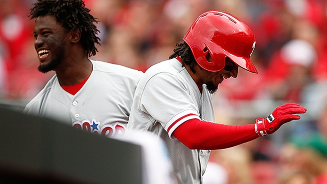 Grand Opening: Phillies Defeat Reds on Opening Day
