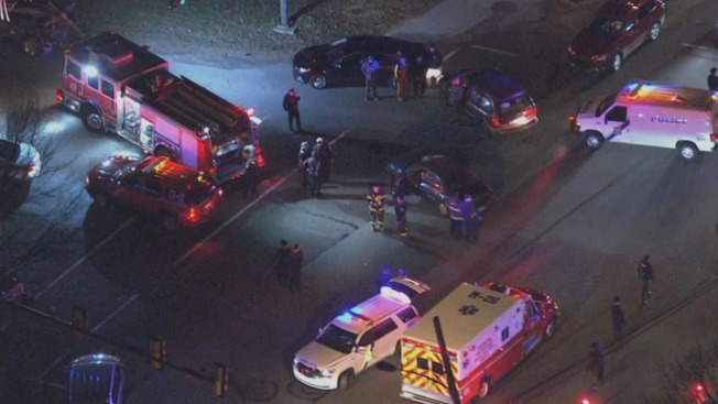2 Kids Hurt After Vehicle Strikes Police Captain's Car: Officials
