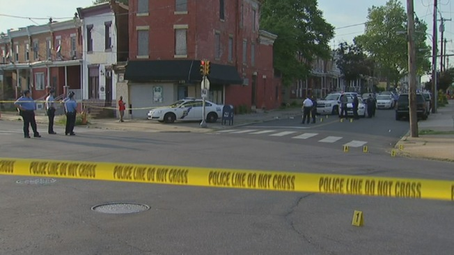 Alleged Gunman Shot by Police in West Philly