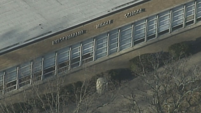 Bomb Squad Called to Middle School