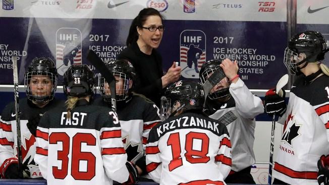 5 to Watch: U.S. Women's Hockey Strikes Gold