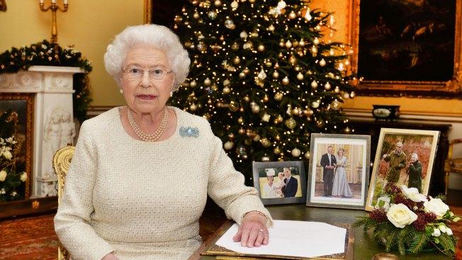 Queen Elizabeths II's Christmas Message: Light Can Triumph