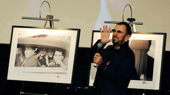 Fans in Ringo Starr's Mystery Photo May Be From N.J.