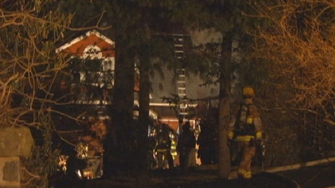House Fire Displaces Family