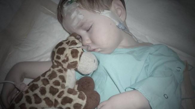 Where's Raffi? Help Disabled Boy Find Beloved Stuffed Giraffe