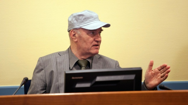 Unrepentant Serb General Convicted of Genocide for Bosnia Horrors