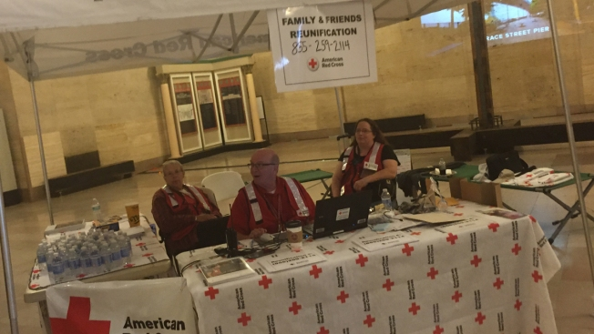 Separated From Loved One Inside Francis Festival Grounds? Red Cross Will Help