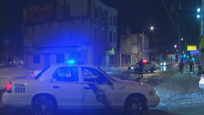 Man Shot, Killed in Strawberry Mansion