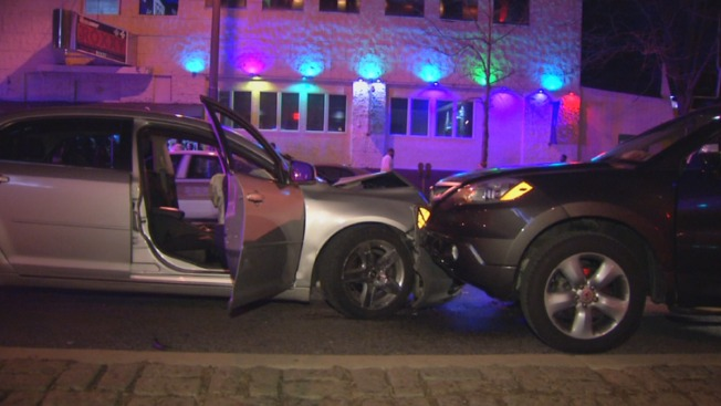 Fight Leads to Shooting, Crash Outside NoLibs Club