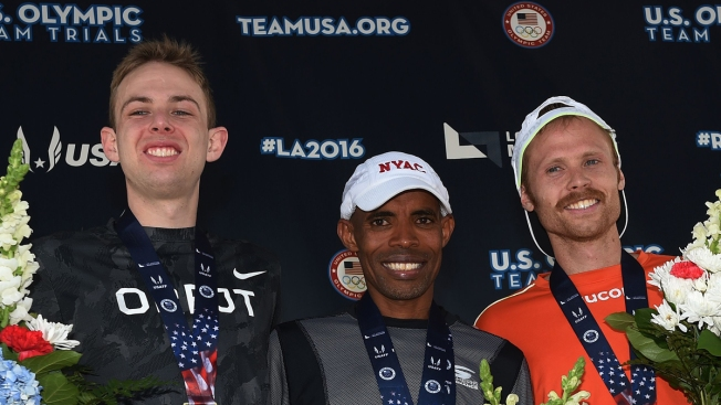 Day 16: Oregon's Rupp Wins Bronze, BYU's Ward 6th in Men's Marathon