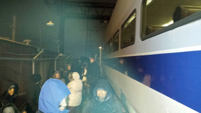 SEPTA Passengers Stranded for 1 Hour in Cold