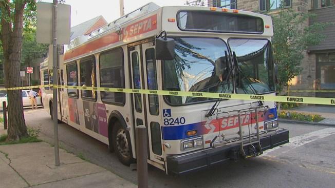 Elderly Woman Dies After Being Struck by SEPTA Bus