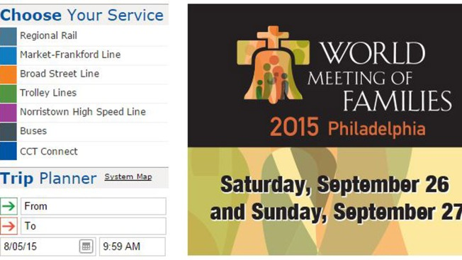 More SEPTA Pope Passes Go On Sale, Updated Service Map Unveiled