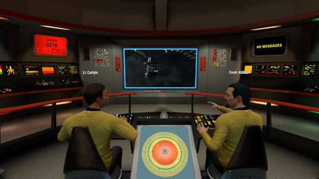 'Star Trek: Bridge Crew' Goes Where No Gamer Has Gone Before