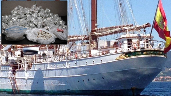 Man Accused of Shipping Cocaine in Historic Ship Extradited