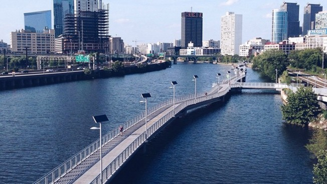 Schuylkill River Trail Wins USA Today's 'Best Urban Trail' Award