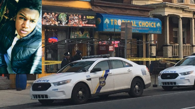 Teen Boy Shot And Killed Inside His Father S West Philly