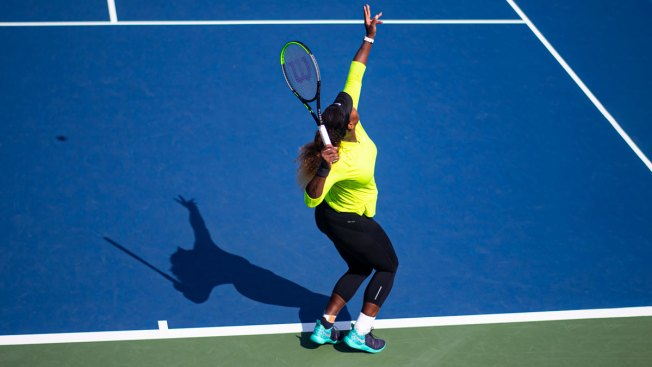 Williams vs. Sharapova Highlights Day 1 as US Open Starts