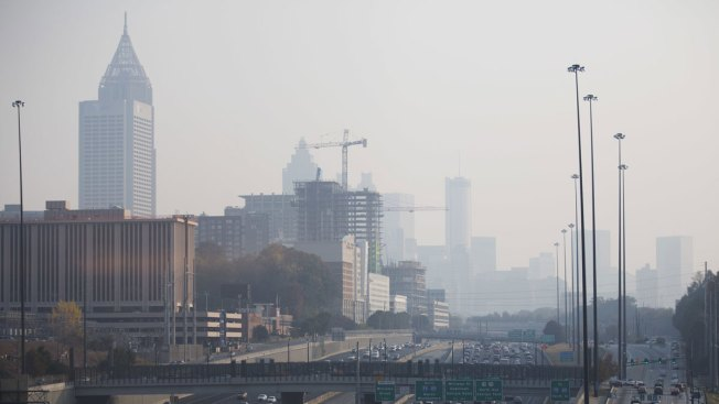 Gasp! Wildfires Cause Hacking and Wheezing Across the South