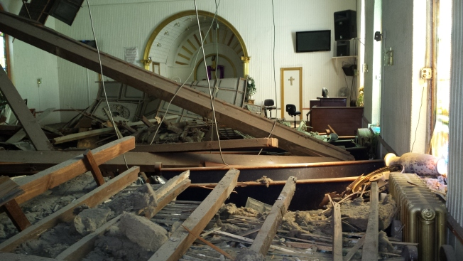 Historical Church Seeking $100,000 Miracle For Building Repairs