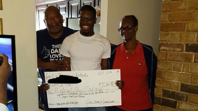 Grateful Student Pays Off Grandparents' Mortgage