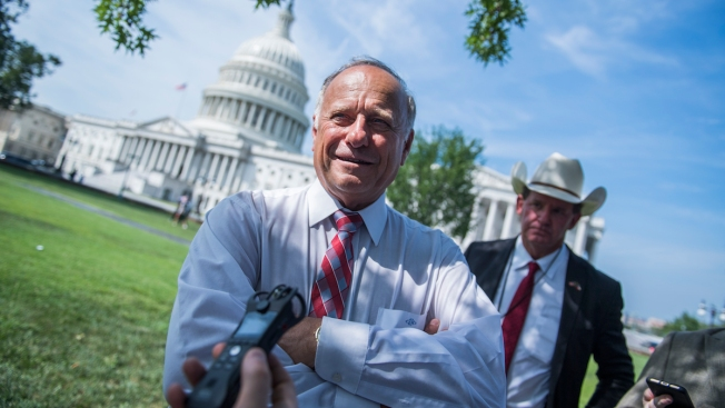 'Abhorrent and Racist': Republicans Slam GOP Rep. Steve King Over NYT Remarks