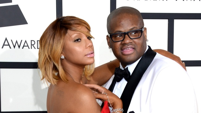 Singer Tamar Braxton Files for Divorce From Husband-Manager