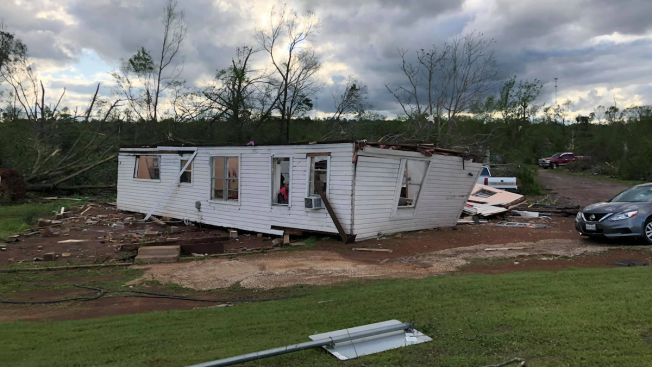 3 Children, 1 Woman Killed as Powerful Storms Sweep Southern US