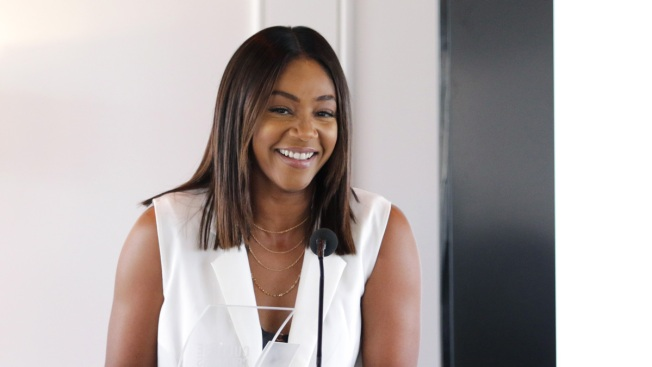 Tiffany Haddish Signs 2-Year First Look Deal With HBO