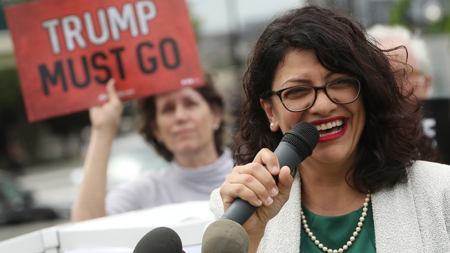 #MyPalestinianSitty Trends After Rep. Rashida Tlaib Refuses Israel's Offer to See Her Grandmother