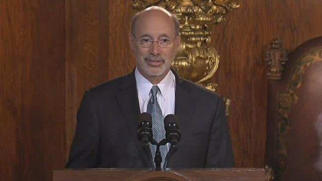 Pennsylvania Governor: Convention Surplus Should Have Gone to Taxpayers