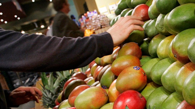 Organic Mangoes Recalled, Possibly Tainted With Listeria: FDA