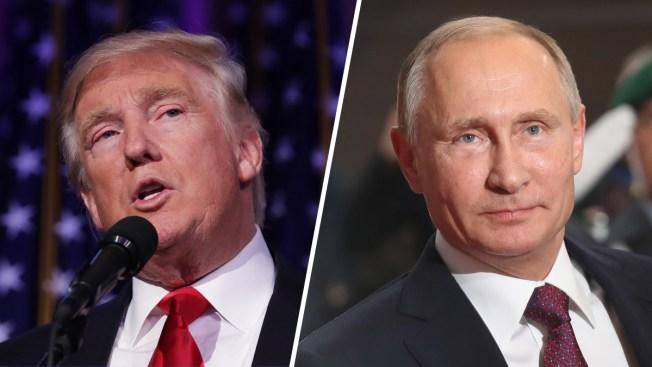 White House: Trump to Meet Putin at G-20 Summit