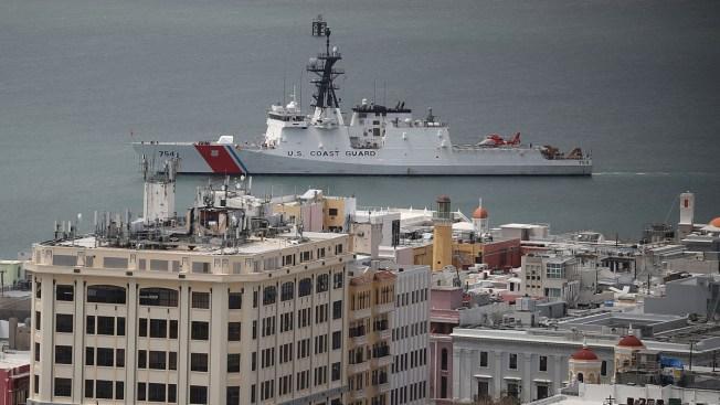 Trump Hesitates to Waive Jones Act to Help Puerto Rico