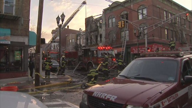 Man Sentenced to 3 Years in Death of Toddler in NJ Fire