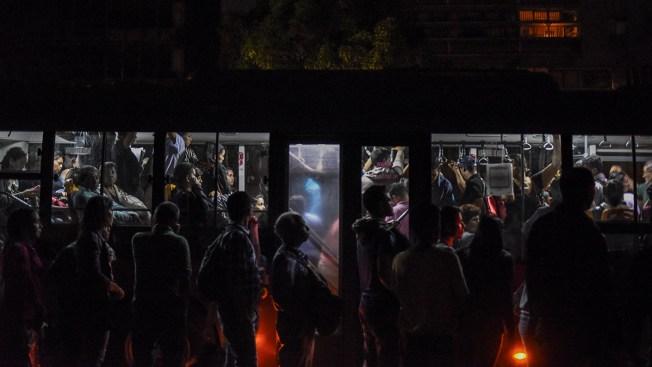 Venezuela Buckles Under Massive Power, Communications Outage